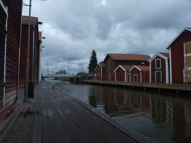 Zdjęcia: Gdzies tam, stara dzielnica portowa, SZWECJA