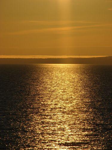 Zdjęcia: gotland, wschód  słońca, SZWECJA