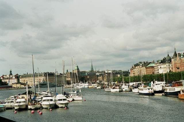 Zdjęcia: Sztokholm, Wyspy Sztokholmu, SZWECJA