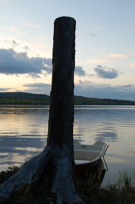 Zdjęcia: Rengsjo, Halsingland, Nad jeziorem Storsjon, SZWECJA