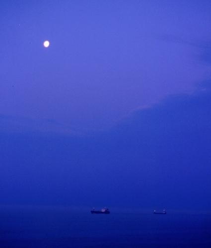 Zdjęcia: Bałtyk, nocne połowy, SZWECJA