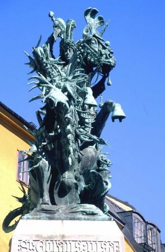 Zdjęcia: Sztokholm - Gamla Stan, do boju!, SZWECJA