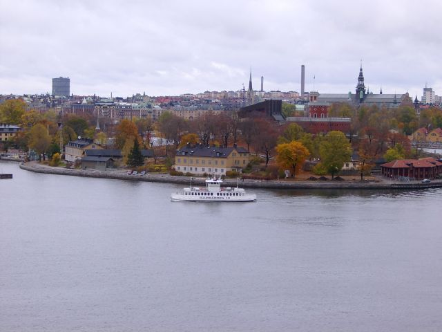 Zdjęcia: Sztokholm, Sztokholm, Piękna stolica, SZWECJA