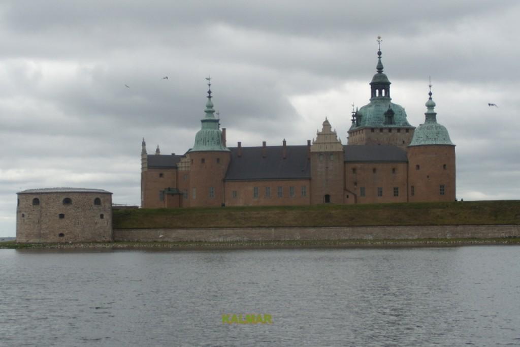 Zdjęcia: Kalmar, Kalmar lan, Rowerem po Szwecji, SZWECJA