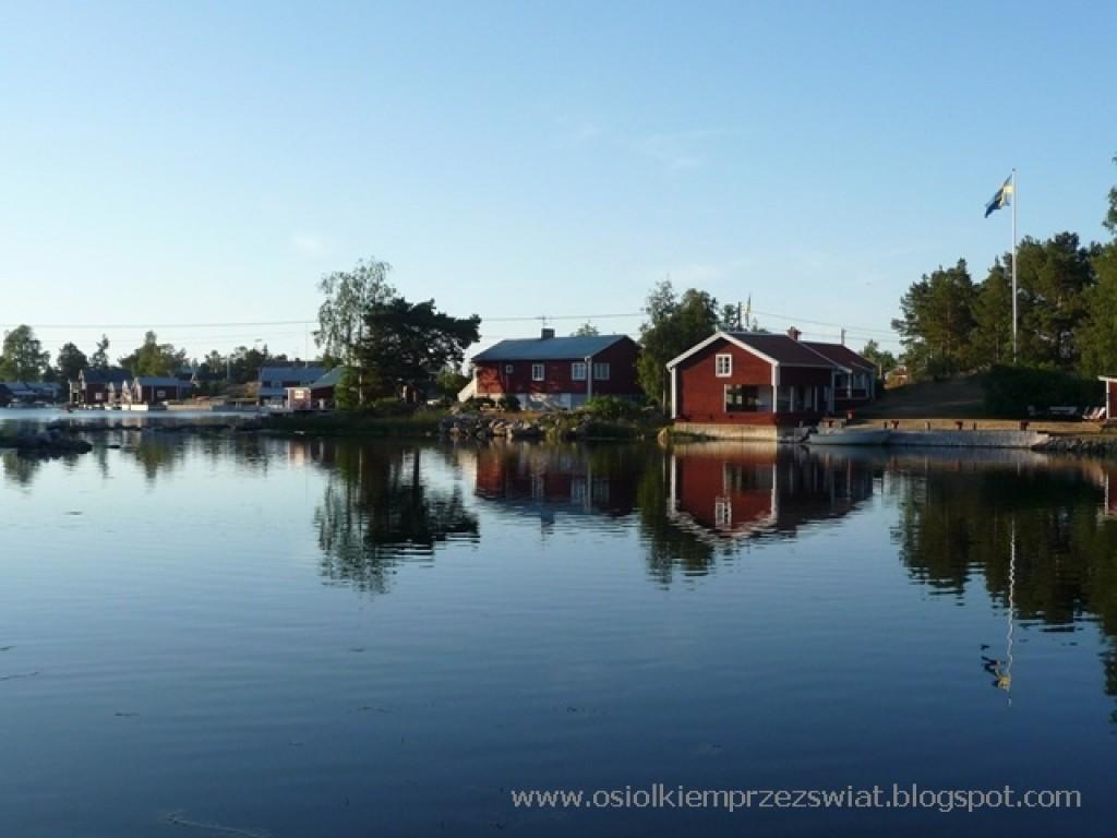 Zdjęcia: Hudiksvall, Hudiksvall, bajkowo, SZWECJA