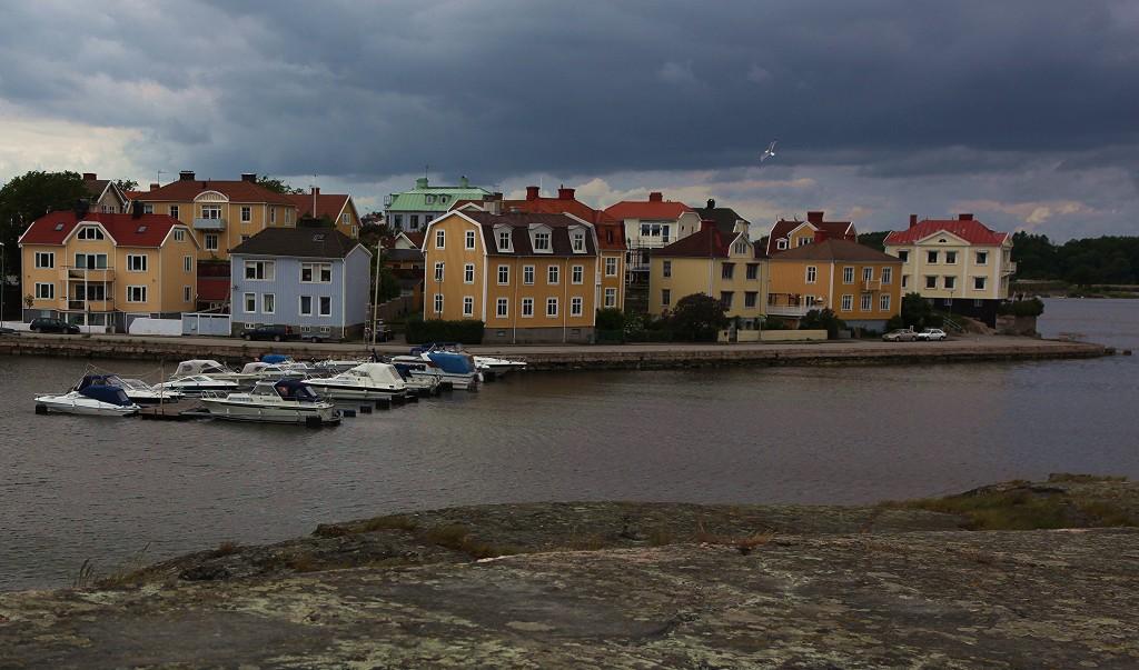 Zdjęcia: Karlskrona,  Blekinge, Przed burzą, SZWECJA
