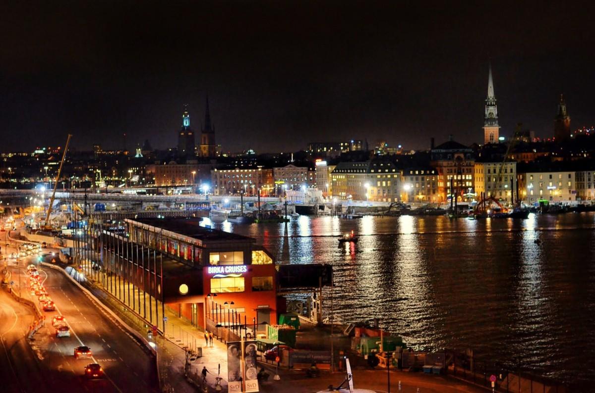 Zdjęcia: Sztokholm, Sztokholm, Stadsgårdshamnen, SZWECJA