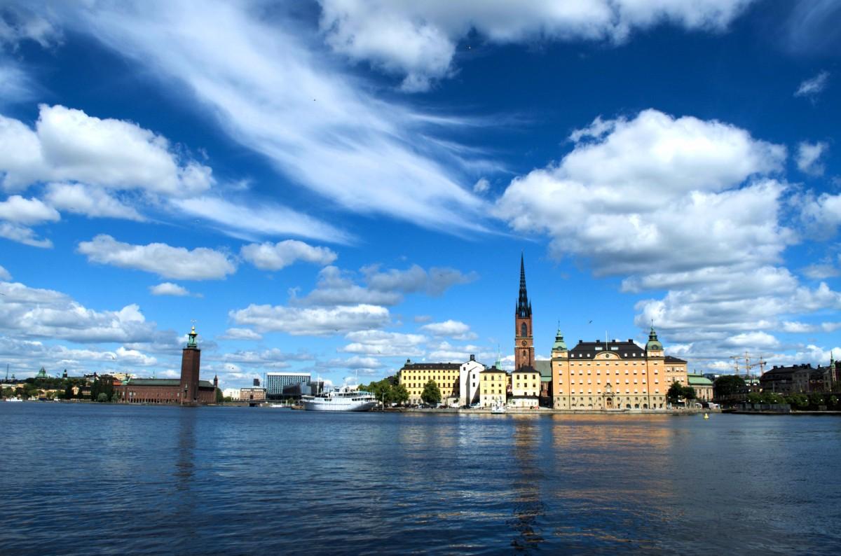 Zdjęcia: Sztokholm, Szwecja, Sztokholm, SZWECJA