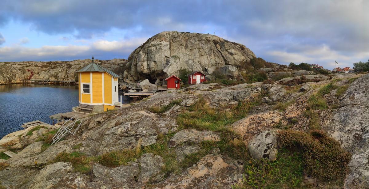 Zdjęcia: Smögen, Szwecja zachodnia, Szwedzkie krajobrazy, SZWECJA