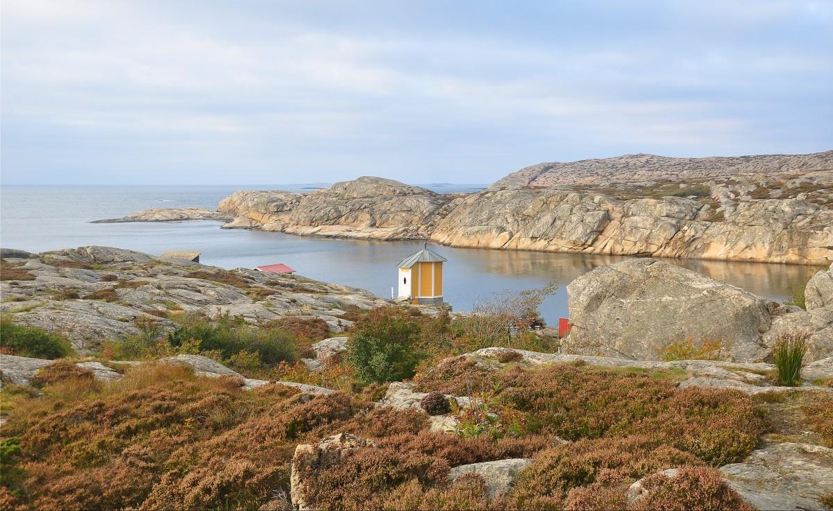 Zdjęcia: Smögen, Vastra Gotaland, Szwedzkie krajobrazy, SZWECJA