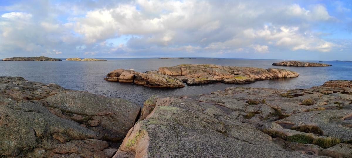 Zdjęcia: Smögen, Vastra Gotaland, Krajobraz szwedzkich szkierów, SZWECJA