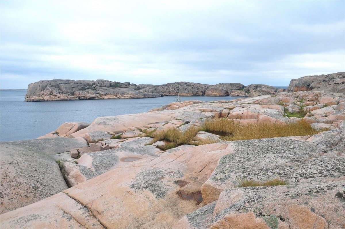 Zdjęcia: Smögen, Vastra Gotaland, Krajobrazy zachodniego wybrzeża Szwecji, SZWECJA