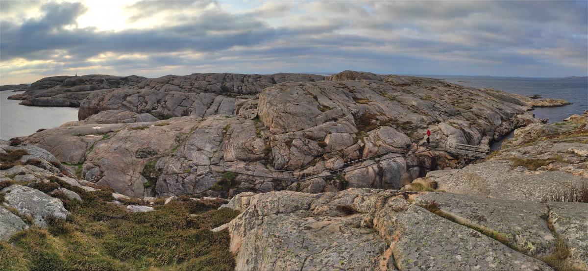 Zdjęcia: Smögen, Vastra Gotaland, Szwedzki krajobraz, SZWECJA