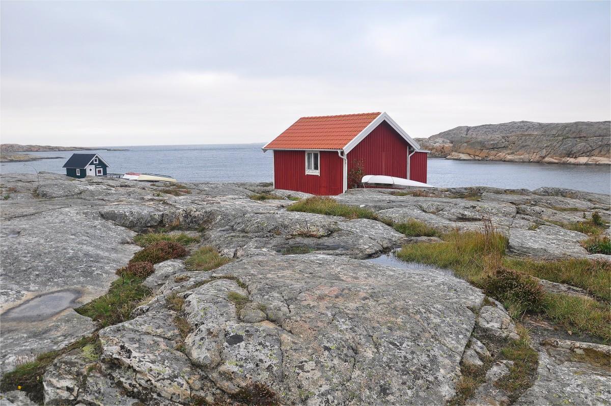 Zdjęcia: Vastra Gotaland, Wybrzeże Morza Północnego, SZWECJA