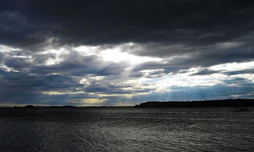 Zdjęcie SZWECJA / GAVLEBORG / OKOLICE HEDESUNDA / Park Narodowy Farnebofjarden