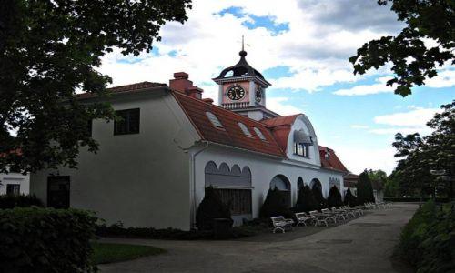 Zdjęcie SZWECJA / GAVLEBORG / GYSINGE BRUK / ZABYTKOWA ORANŻERIA