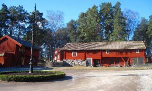 Zdjecie SZWECJA / VASTMANLAND / VASTERAS / VALLBY FRILUFTSMUSEUM