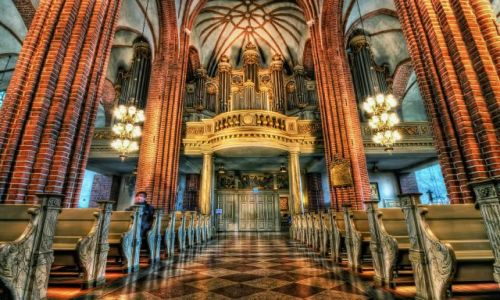 SZWECJA / Stockholm / Stockholm / Storkyrkan