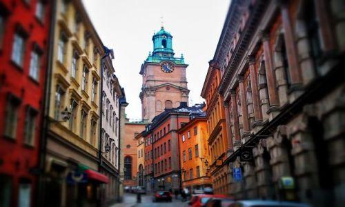 Zdjecie SZWECJA / - / Sztokholm / Stare Miasto