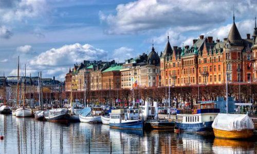 Zdjecie SZWECJA / Stockholm / Stockholm / Stockholm - I like this city :)