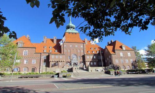 Zdjęcie SZWECJA / Ostersund / Ostersund / Ratusz