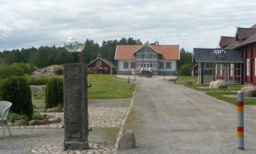 Zdjęcie SZWECJA / Kronobergs lan / W okolicy Tinsgryd / Rowerem po Szwecji 2011