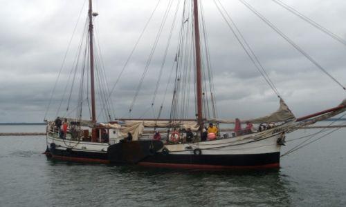 Zdjęcie SZWECJA / Kalmar lan / Kalmar port / Rowerem po Szwecji