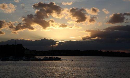 Zdjęcie SZWECJA / Blekinge / Karlskrona / Przed burzą