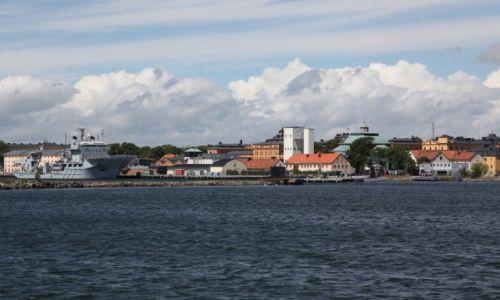 SZWECJA / Blekinge / Karlskrona / Karlskrona - panorama miasta
