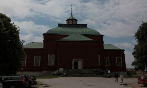 SZWECJA / Blekinge / Karlskrona / Kościół Admiralicji