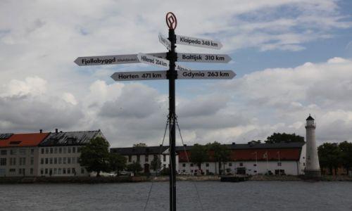 SZWECJA / Blekinge / Karlskrona / Dokąd z Karlskrony?