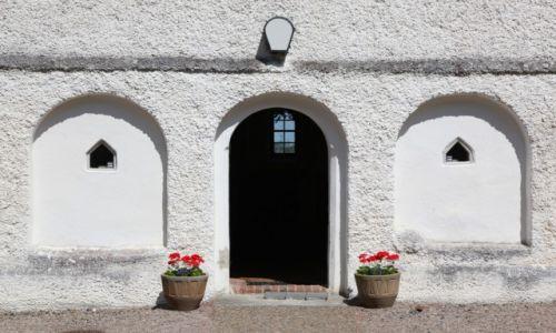 Zdjęcie SZWECJA / Skania / Gualöv / Pochyl głowę zanim wejdziesz