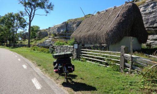 Zdjęcie SZWECJA / Gotlandia / Okolice Sundre / Rowerem po Olandii, Gotlandii i Faro.