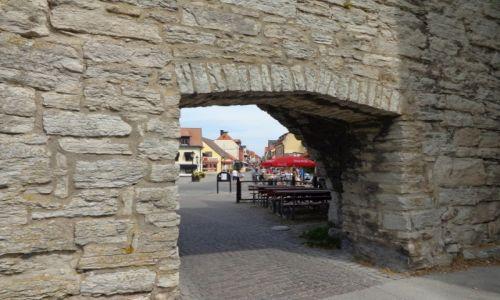 Zdjęcie SZWECJA / Gotlandia / Visby / Roqwerem po Olandii, Gotlandii, Faro i Półwyspie Skandynawskim kawałek.