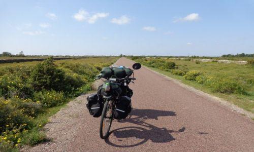 Zdjęcie SZWECJA / Olandia. / Południowa część wyspy. / Rowerem po Olandii, Gotlandii, Faro i Półwyspie Skandynawskim kawałek.