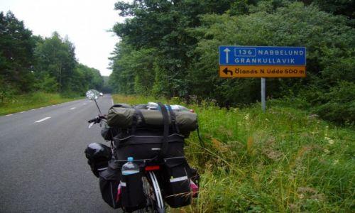 Zdjęcie SZWECJA / Olandia. / Trasa Olandsleden / Rowerem po Olandii, Gotlandii, Faro i Półwyspie Skandynawskim kawałek.