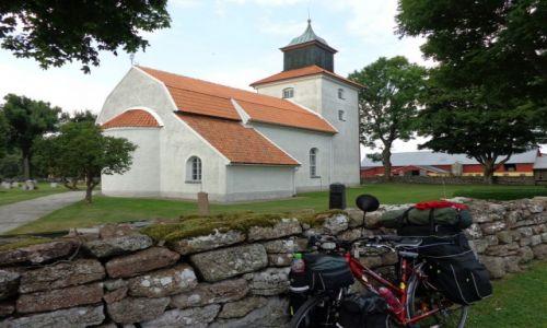 Zdjecie SZWECJA / Olandia / Egby. / Rowerem po Olandii, Gotlandii, Faro i Półwyspie Skandynawskim kawałek.