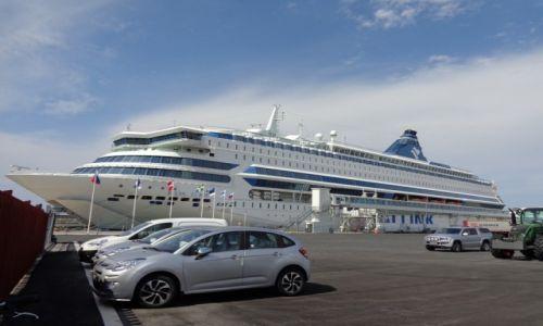 Zdjecie SZWECJA / Gotlandia / Port w Visby / Rowerem po Olandii, Gotlandii, Faro i Półwyspie Skandynawskim kawałek.