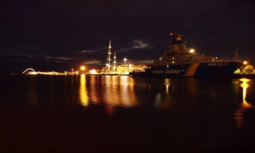 Zdjecie SZWECJA / - / Karlskrona / Coast guard z Karlskrony.