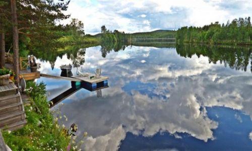 Zdjęcie SZWECJA / Vasterbotten / Okolice Lycksele-Laponia / Uroki Laponii