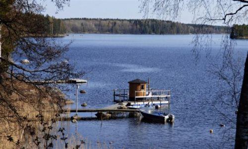 Zdjęcie SZWECJA / Dalarna / Okolice Ludvika / Sauna