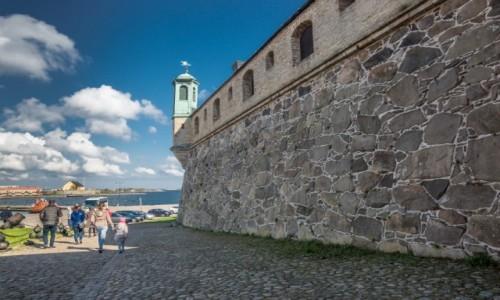 Zdjecie SZWECJA / - / Karlskrona / spacer po Karls