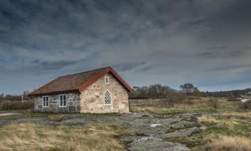 Zdjęcie SZWECJA / Karlskrona / Ekenabben / szwedzkie klimaty
