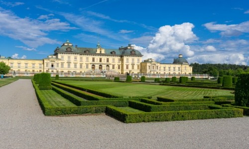 SZWECJA / Sztokholm / Sztokholm / Jak z bajki - Witamy w Drottningholm