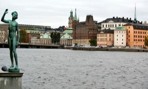 SZWECJA / xxx / Sztokholm / Stylowy Sztokholm