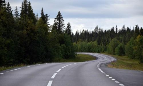 Zdjecie SZWECJA / Kiruna / Gallivare / Szwedzka Laponia