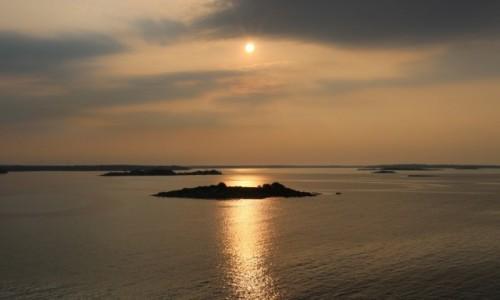Zdjecie SZWECJA / - / Morze Bałtyckie / Poranek (to cóż, że w drodze do Szwecji)