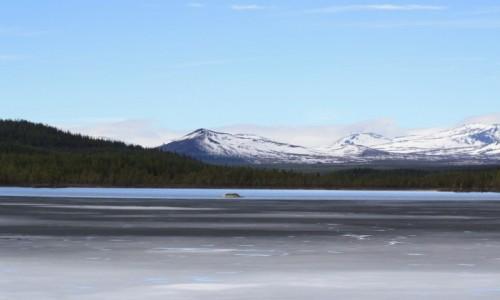 Zdjęcie SZWECJA / Jamtland / Ljungdalen / Sweden!