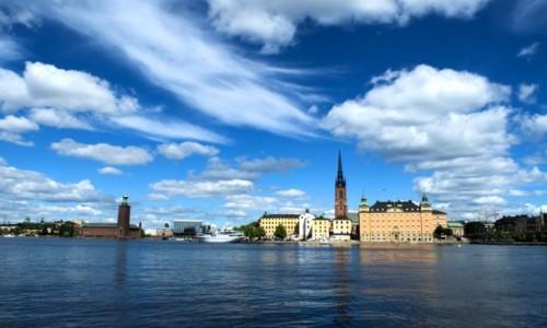 Zdjecie SZWECJA / Szwecja / Sztokholm / Sztokholm