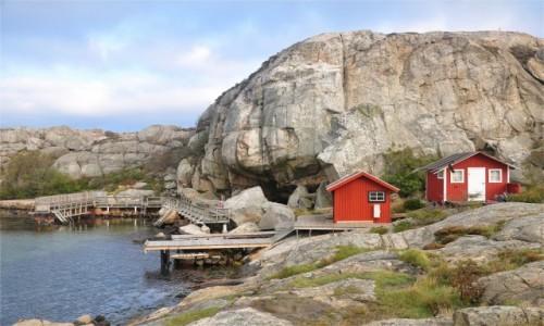 Zdjęcie SZWECJA / Szwecja zachodnia / Smögen / Szwedzkie krajobrazy